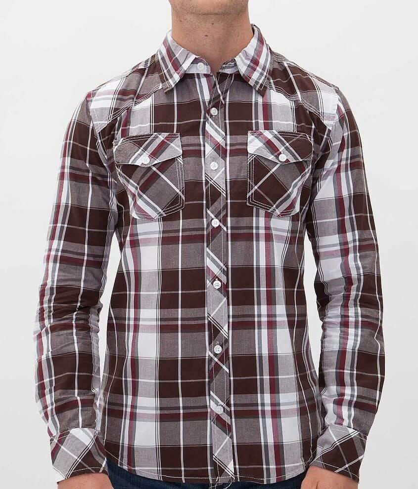 Reclaim Eldon Shirt front view
