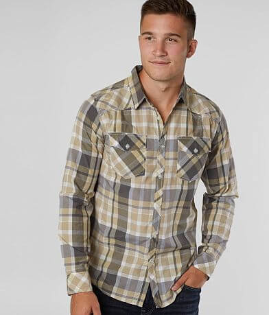 Reclaim Plaid Athletic Shirt