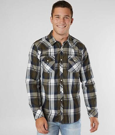 Reclaim Plaid Standard Shirt