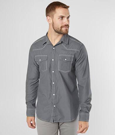 Reclaim Pinstripe Standard Shirt
