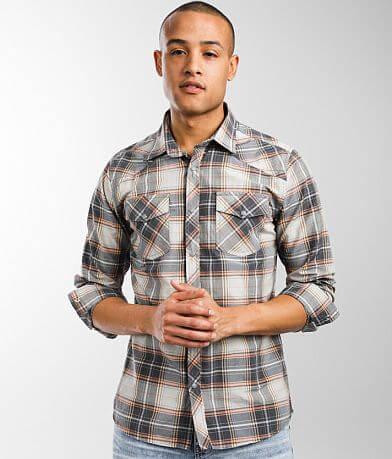 Reclaim Plaid Standard Shirt
