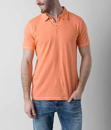 Reclaim Drop Needle Polo
