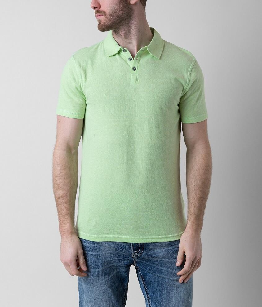 Neon Green Polo Shirt Bcd Tofu House