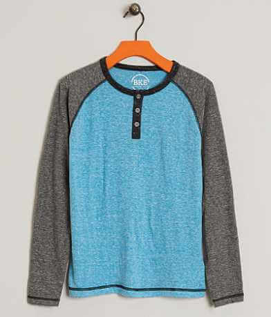 Boys - BKE Heathered Henley