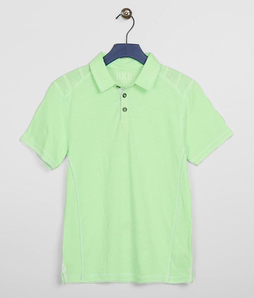 Boys - BKE Knit Polo front view
