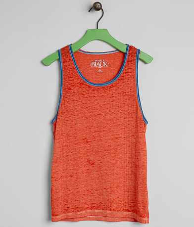 Boys - Buckle Black Six Degrees Tank Top