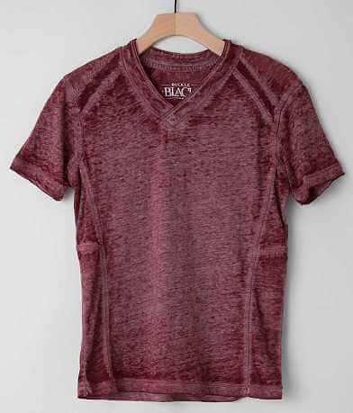 Boys - Buckle Black Run Right T-Shirt