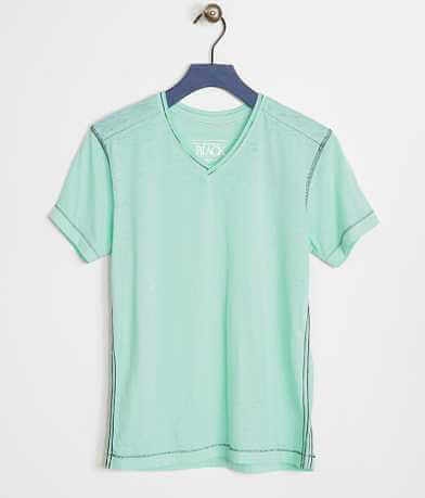 Boys - Buckle Black Golden Key T-Shirt