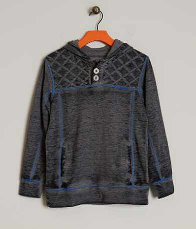 Boys - BKE Two Times Henley Sweatshirt