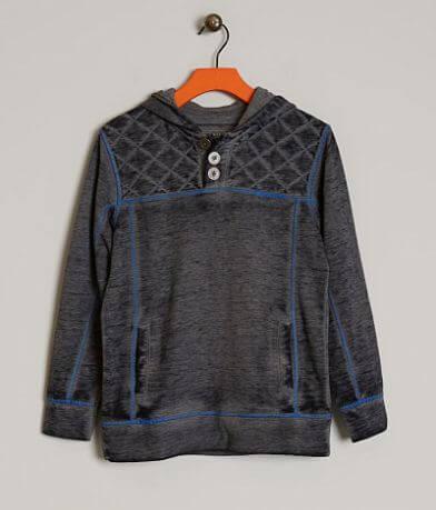 Boys - BKE Two Times Henley Sweatshirt