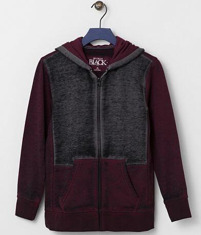 Boys - Buckle Black Let It Sweatshirt