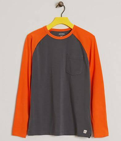 Boys - Departwest Scoop Neck Stretch T-Shirt