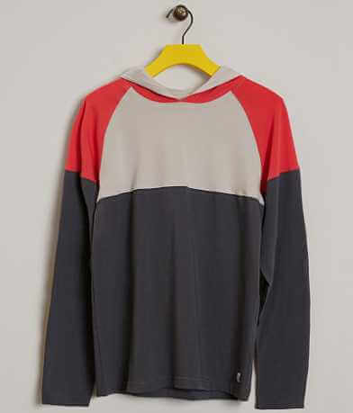 Boys - Departwest Color Block Hoodie