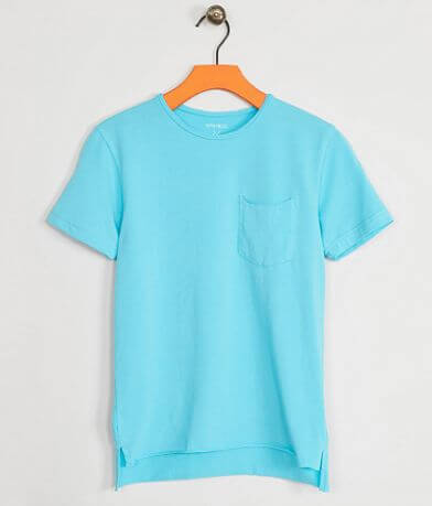 Boys - Departwest Raw Edge T-Shirt