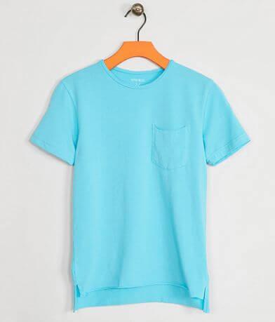 Boys - Departwest Raw Edge T-Shirt
