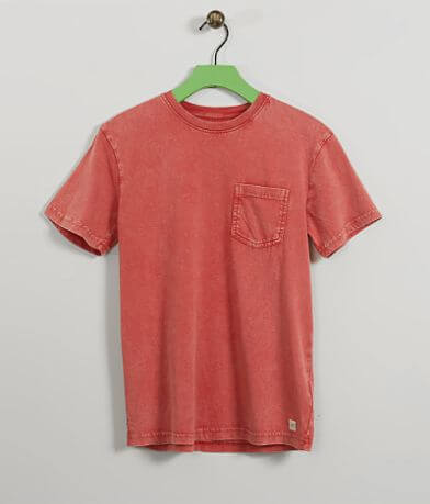 Boys - Departwest Washed T-Shirt
