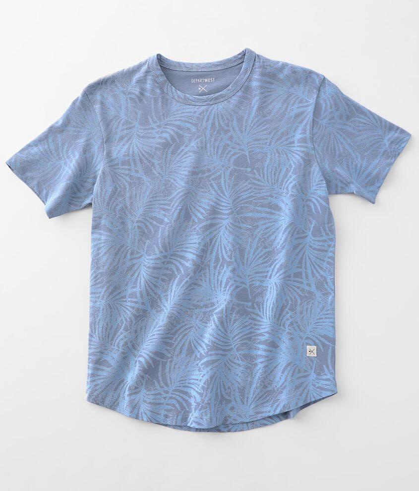 Boys - Departwest Tropical T-Shirt front view