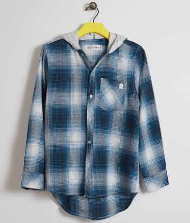 Boys - Departwest Plaid Shirt