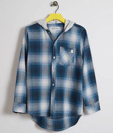 Boys - Departwest Plaid Shirt