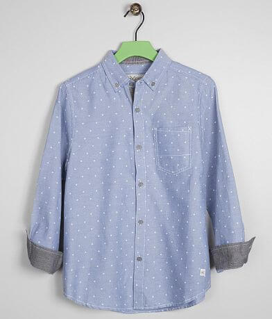 Boys - Departwest Woven Shirt