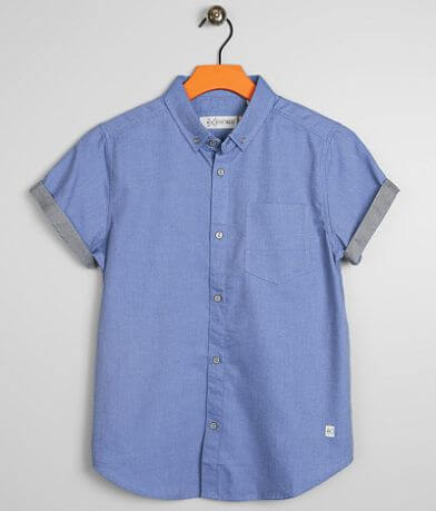 Boys - Departwest Solid Shirt