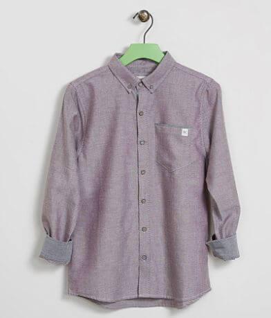 Boys - Departwest Solid Shirt