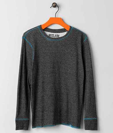 Boys - Reclaim Drop Needle Thermal Shirt