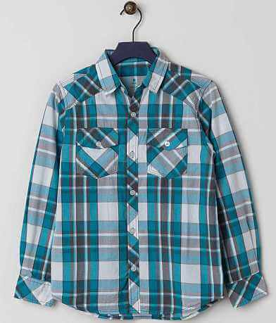 Boys - Reclaim West Plains Shirt