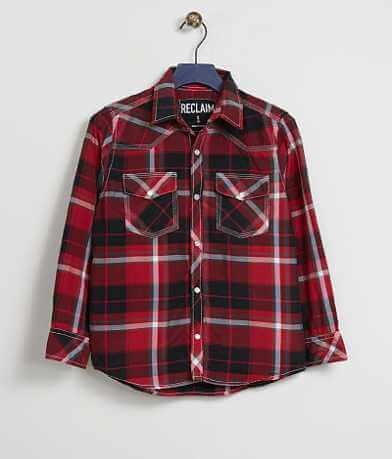 Boys - Reclaim Hawkins Shirt