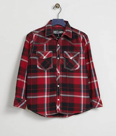 Boys - Reclaim Hawkins Shirt