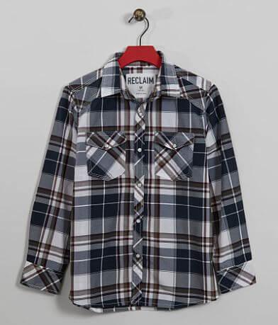 Boys - Reclaim Hubbard Shirt
