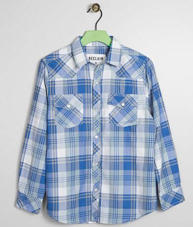 Boys - Reclaim Maypearl Shirt