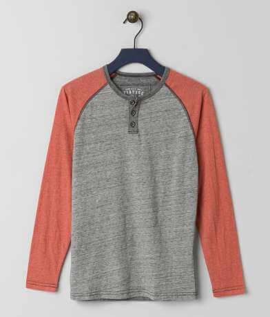 Boys - BKE Vintage Roseland Henley T-Shirt
