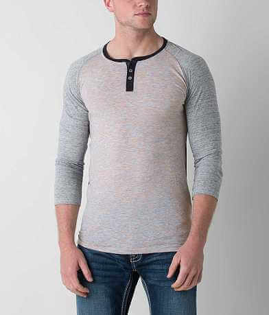 Departwest Heathered Henley