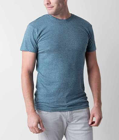 Departwest Mixed Yarn T-Shirt
