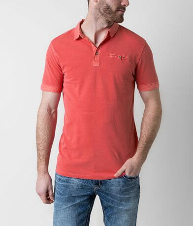 Departwest Washed Polo