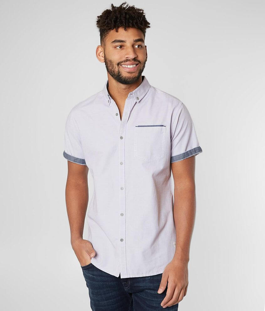 Departwest Woven Shirt front view