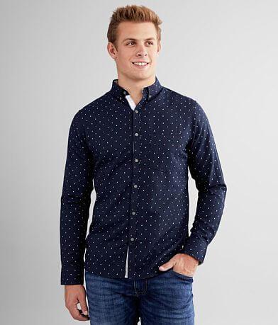 Departwest Printed Woven Shirt