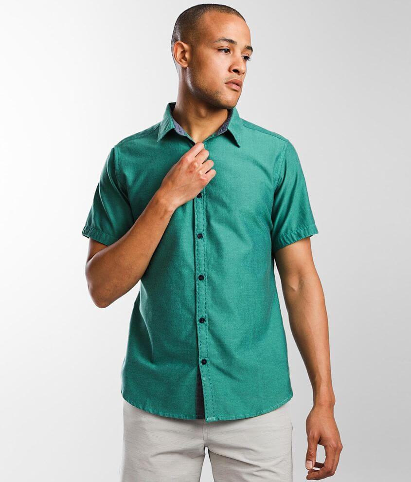 Departwest Oxford Shirt front view