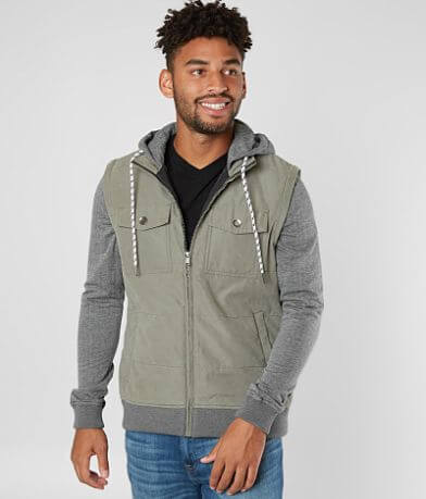 Departwest Hooded Jacket