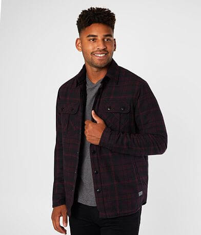 Outpost Makers Plaid Shirt Jacket