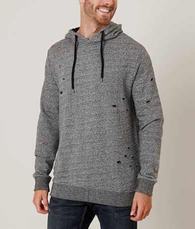 Outpost Makers Heathered Hooded Sweatshirt