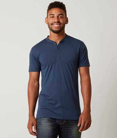 Outpost Makers Solid Stretch Henley
