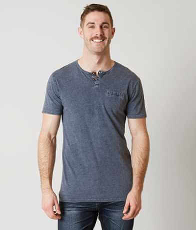 Outpost Makers Indigo Henley