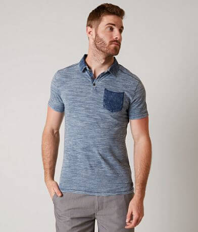 Outpost Makers Washed Polo