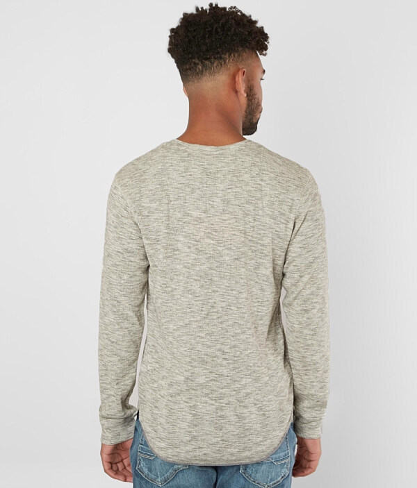Piller Outpost Makers Ribbed Piller Outpost Makers Henley Ribbed Henley wBqxYa