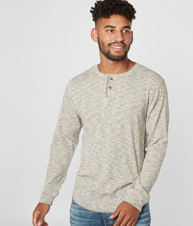 Outpost Makers Piller Ribbed Henley