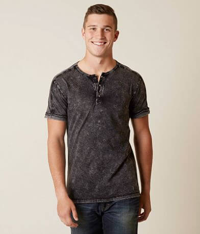 Outpost Makers Banded Henley