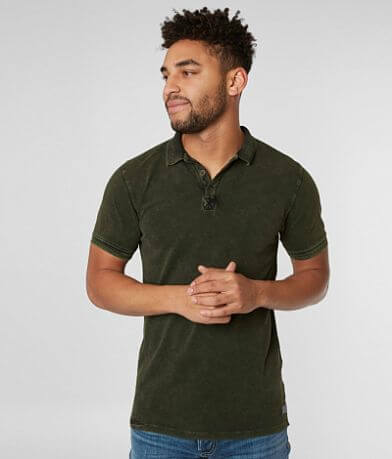 Outpost Makers Pique Polo