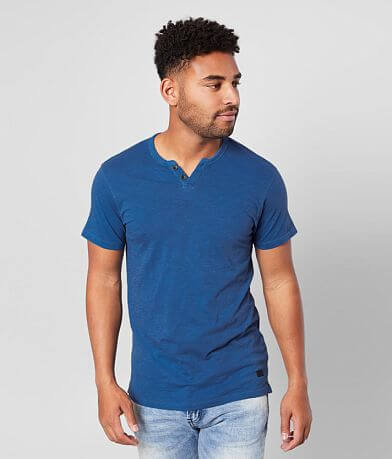 Outpost Makers Washed Knit Henley
